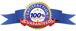 Same Day Carpet Care 100% Money Back Guarantee