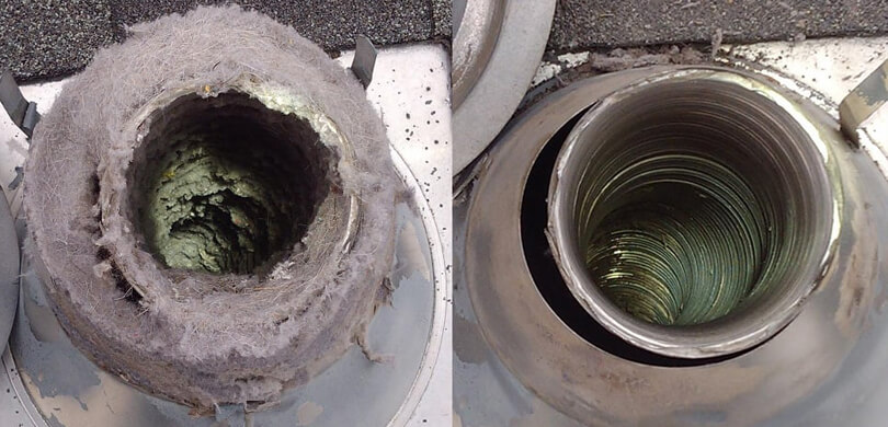Save Money with Clean Dryer Ducts